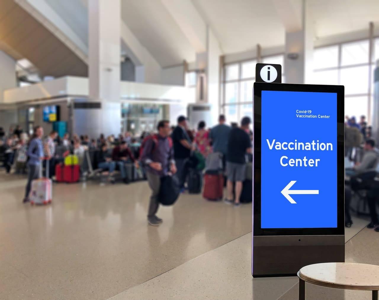 turisti usa vaccinati