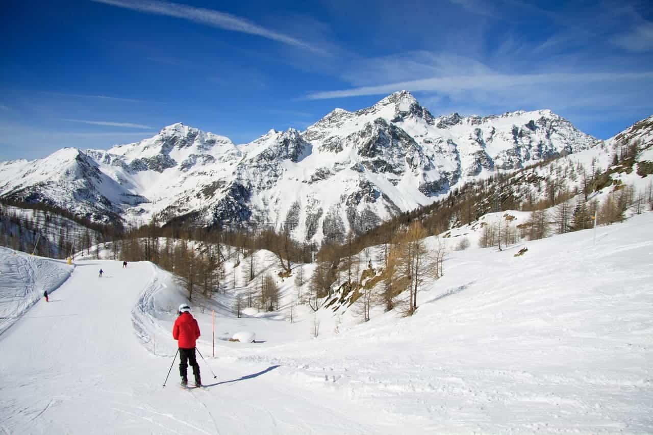green pass valle d'Aosta