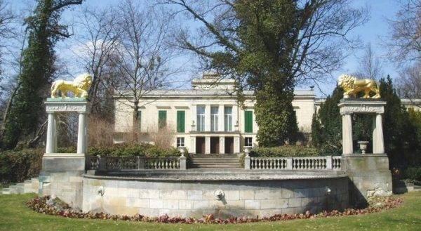 palazzi e giardini Berlino