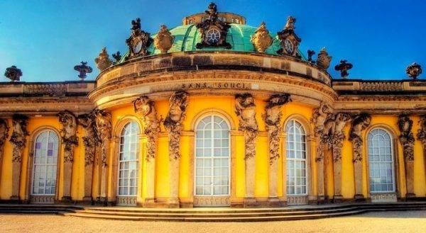 Sanssouci Palace a Berlino
