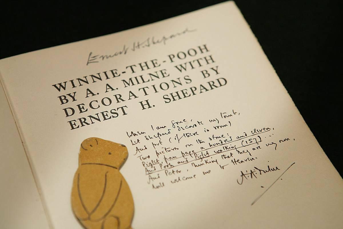 Dormire nella casa di Winnie The Pooh