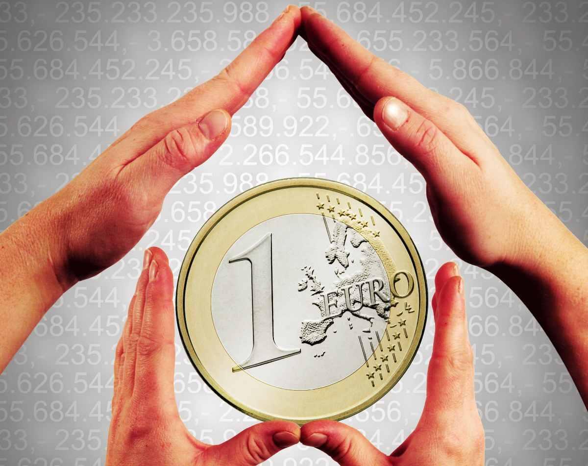 Case in vendita a 1 euro