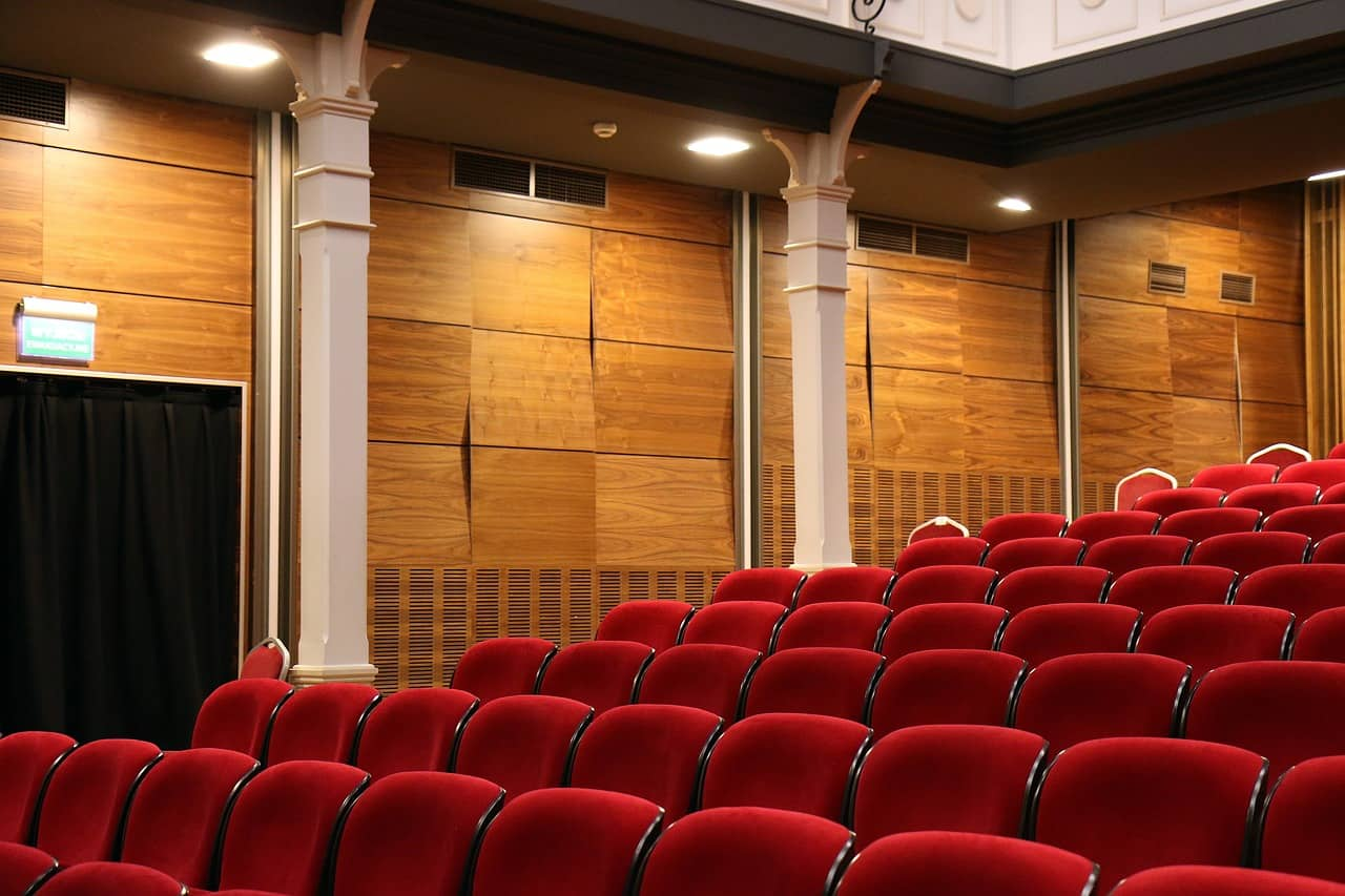 cinema teatri stadi capienza