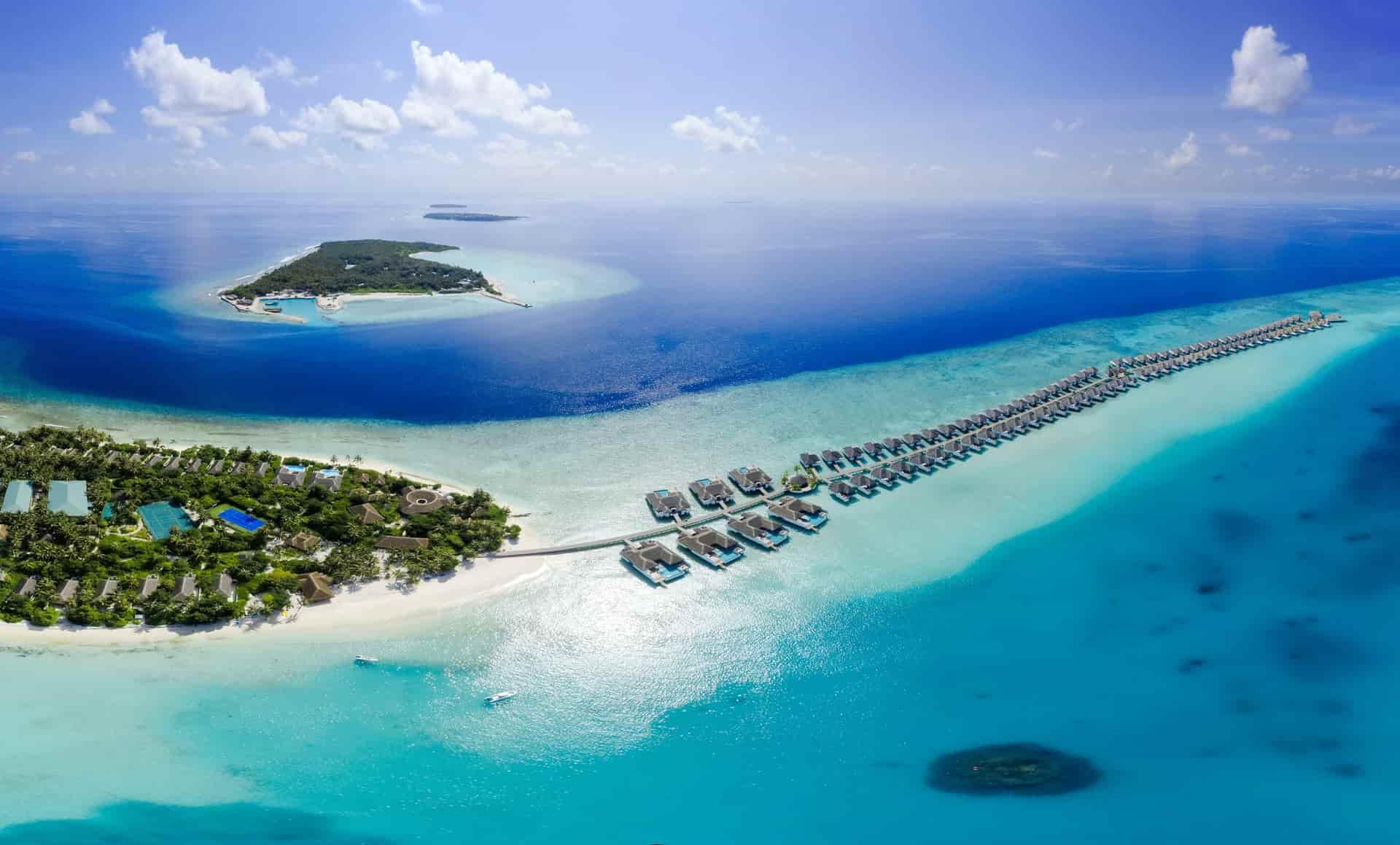 corridoi turistici maldive