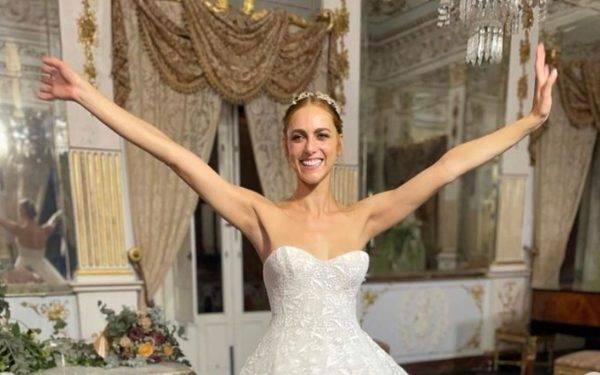 Miriam Leone e le sue nozze in Sicilia