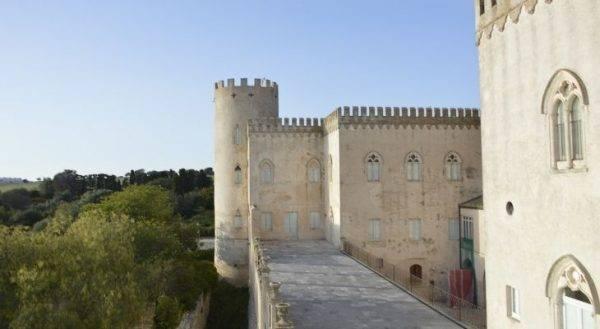Castello di Donnafugata Miriam Leone