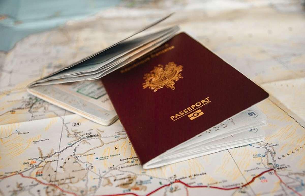 Passaporto obbligatorio per andare in UK