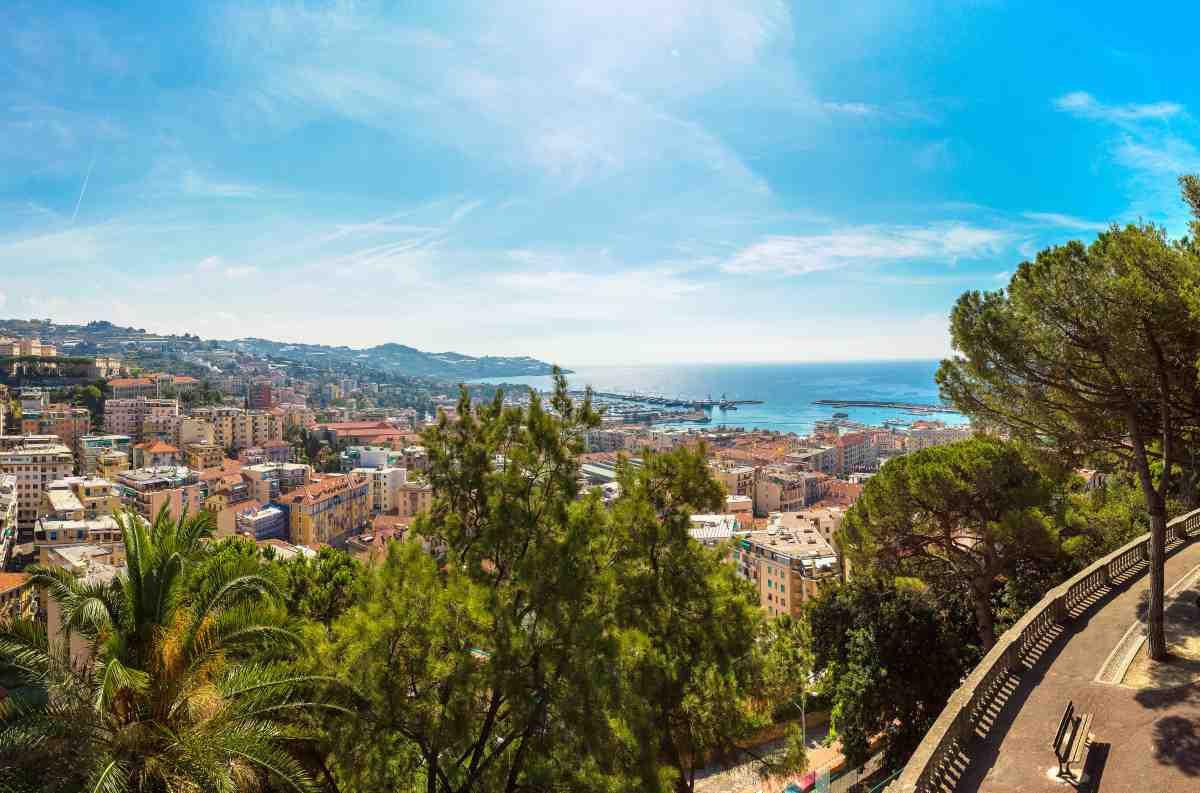 Sanremo meta top per turisti stranier