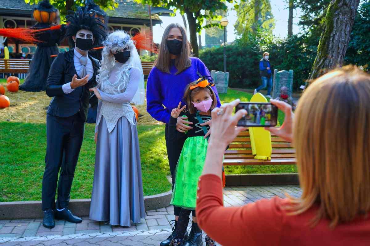 Come celebrare Halloween 2021 a Gardaland