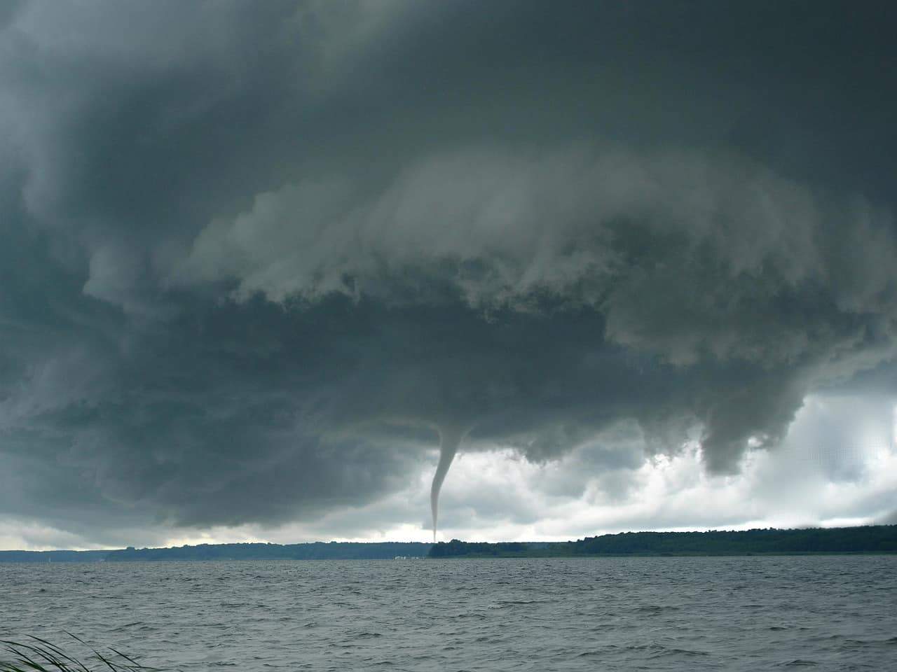 maltempo catania tornado