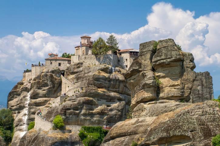 monasteri irraggiungibili
