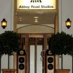 This picture shows the Abbey road studios in Londo