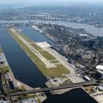 7  London City Airport (LCY)