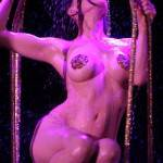 Dita Von Teese Performs In Her Show 'Erotica'