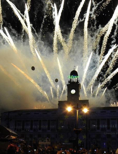 Capodanno 2014 a madrid tutti gli eventi viaggi for Puerta del sol en nochevieja
