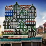 The Inntel Hotel Amsterdam Zaandam is pi