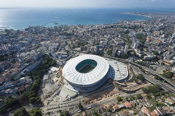 Arena Fonte Nova brasile