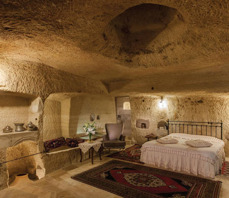 Aydinli Cave Hotel - Goreme, Turchia