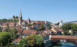 Baden1 300x183 Benessere | Svizzera, relax a Baden: centro termale da sogno