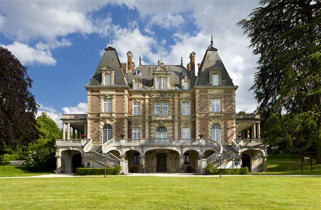 Baronial Enchanted Castle, Francia