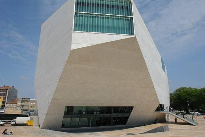 Casa da musica (Porto, Portugal)