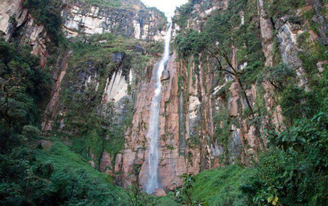 Cascata Catarata de Yumbilla