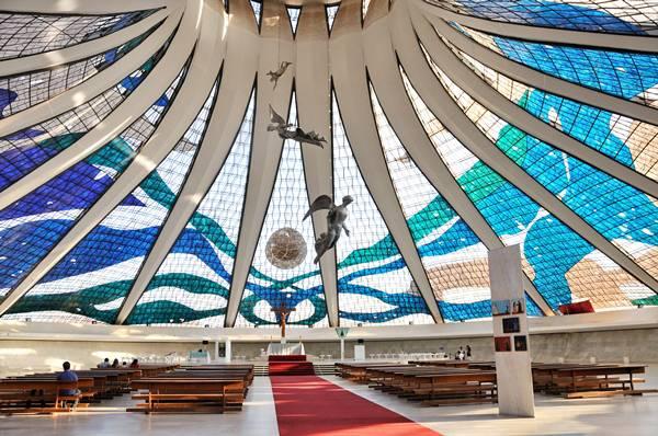Cattedrale Brasilia, Brasile