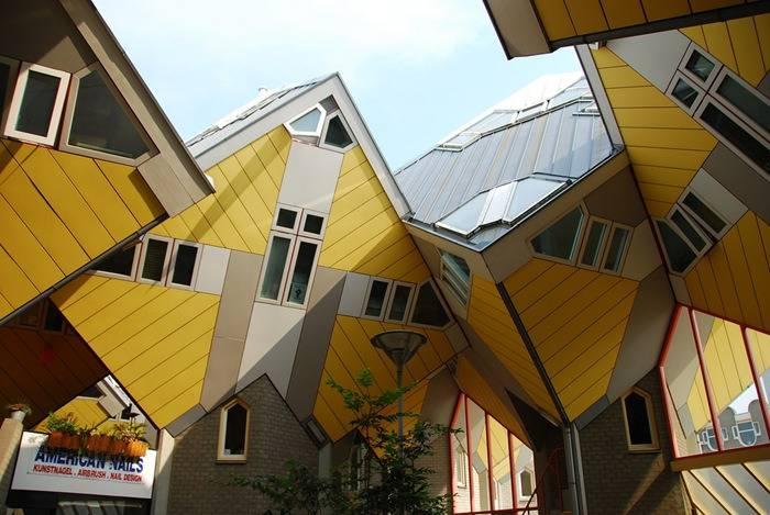 Cubic Houses (Kubus woningen) (Rotterdam)