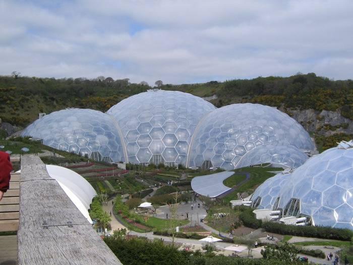 Eden project (United Kingdom)