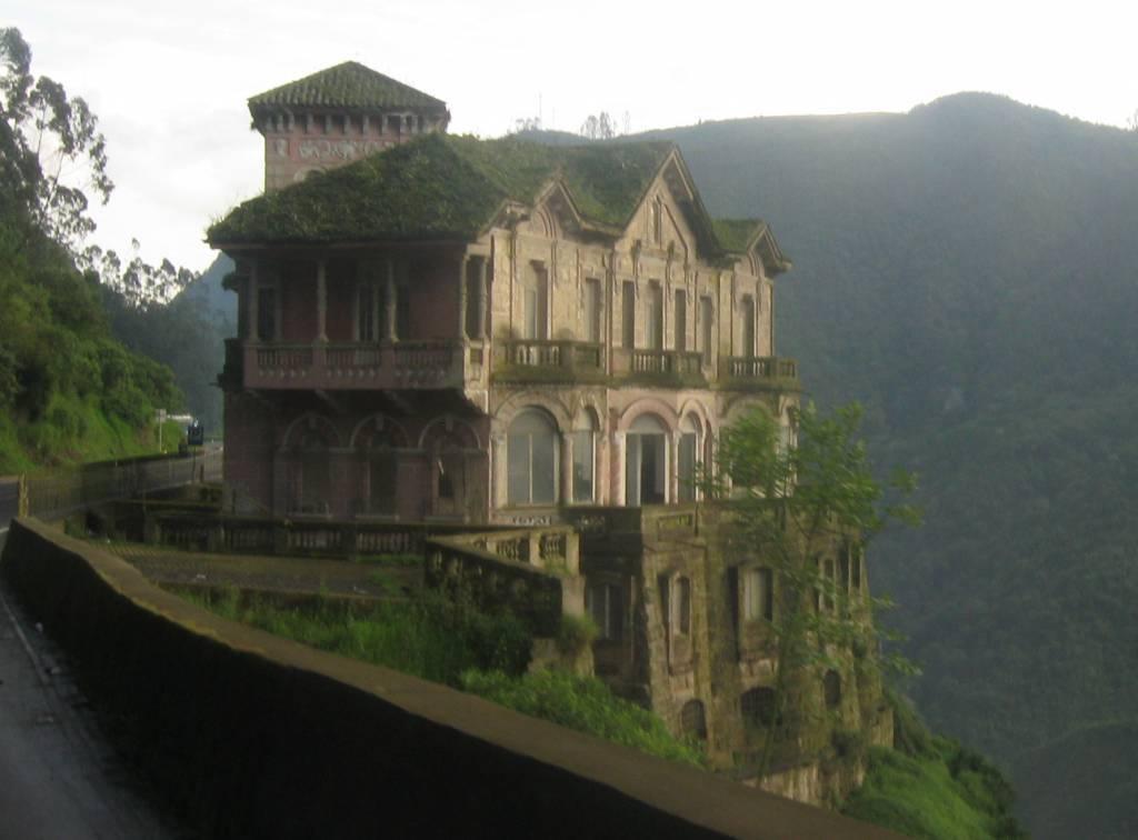 El Hotel del Salto (Colombia)