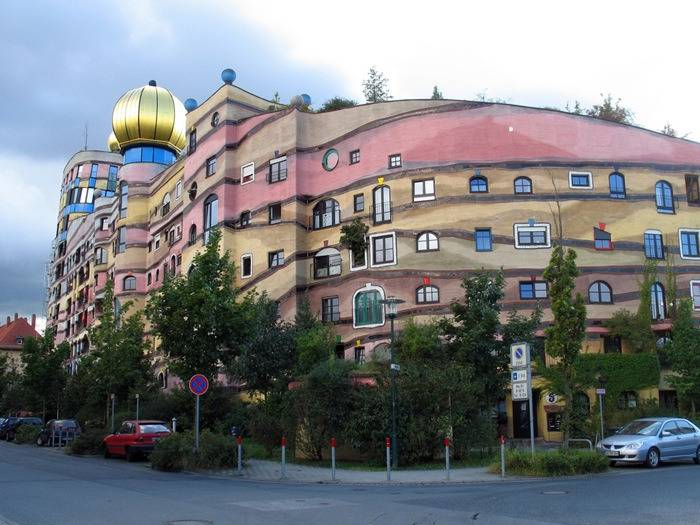Forest Spiral (Darmstadt, Germania).