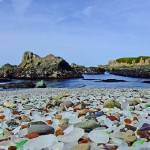Glass Beach - spiagge uniche 5