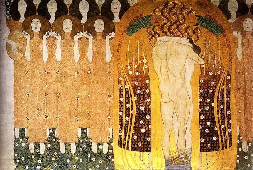 Fregio di Beethoven, Klimt