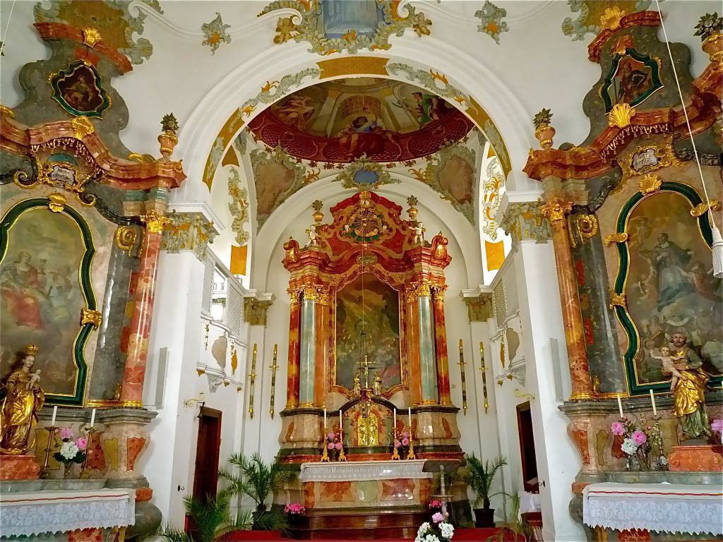 Hohenschwangau, Cappella