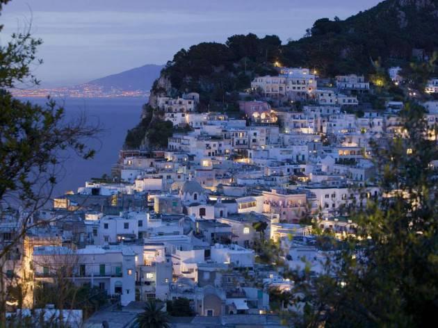 Isola di Capri - da internet