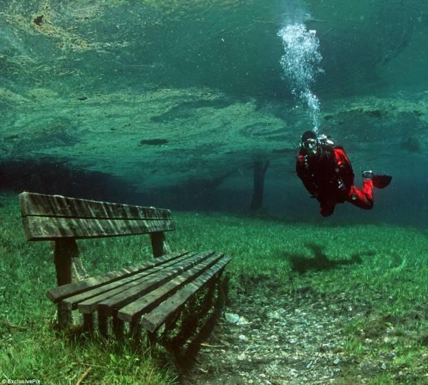 Lago di Tragoess