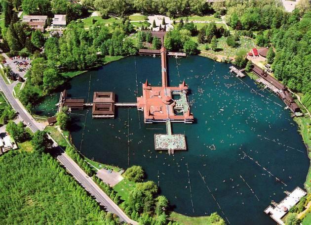 Lago di Heviz (Ungheria)