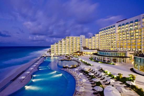 Le Blanc Spa Resort, Messico