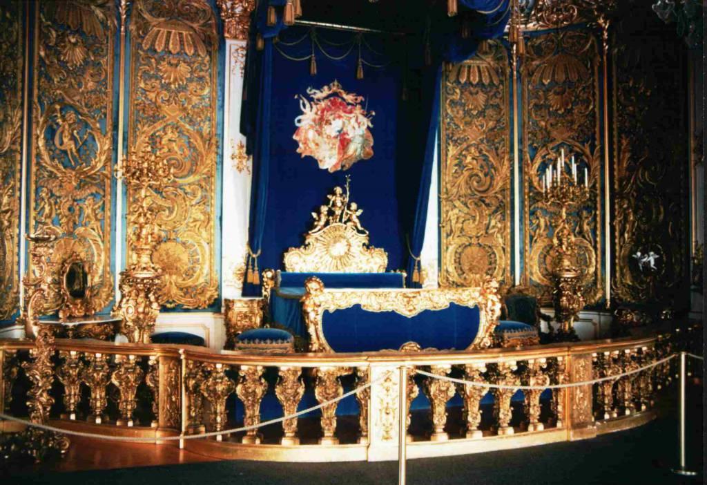 Linderhof, Camera da letto