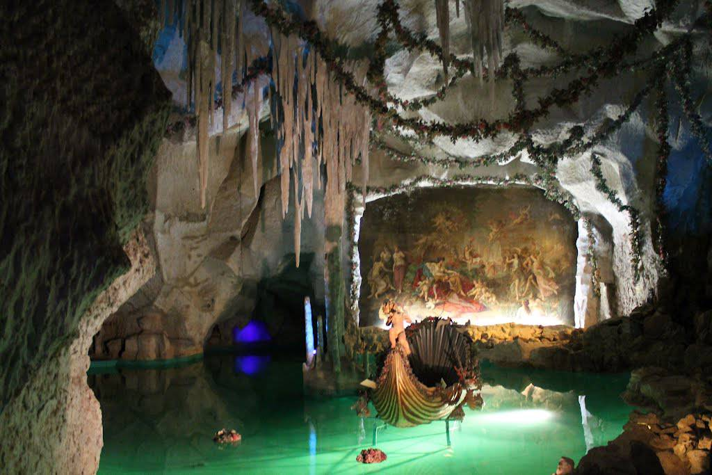 Linderhof, Grotta di Venus