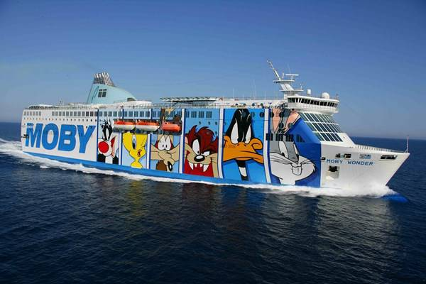 MOBY lines sardegna