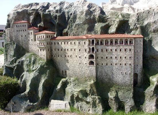Monastero di Sumela