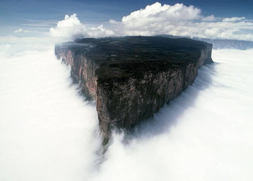 Monte Roraima, Sud America.