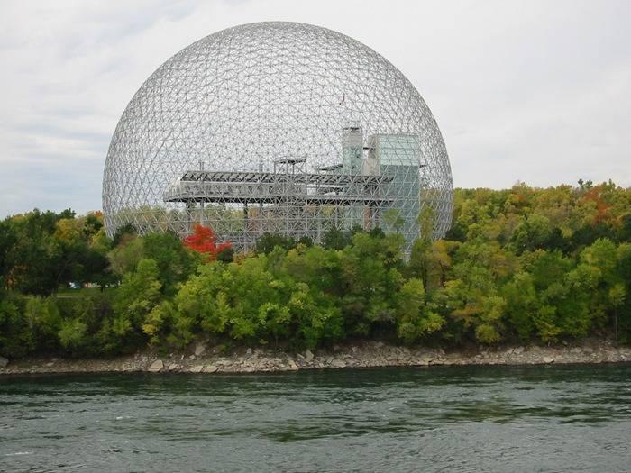 Montreal Biosphere (Canada).