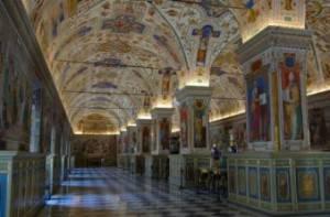 Musei Vaticani di notte 300x197 News | Musei Vaticani: questa sera apertura prolungata fino alle 23