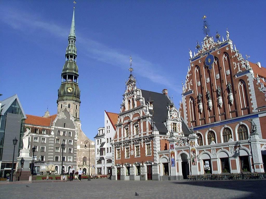 Riga guida alla capitale della lettonia la parigi baltica for Opzioni esterne della casa