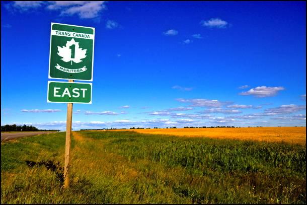 Trans-Canada-Highway-Manitoba