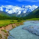 Xinjiang Tian Shan - Cina