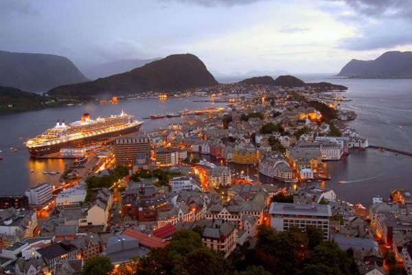 Alesund - Norvegia