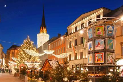 Low cost Austria: come arrivare e dove alloggiare spendendo meno ...